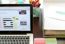 Blogging / by Colleen VanderLinden