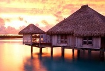 Overwater Bungalows!