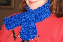 Scarves / Adorn your neck with this collection of fashionable handmade scarves and wraps! / by Craftster