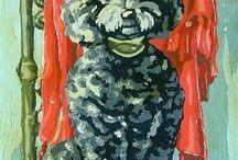 Dog stuff / by Nancy Arruzza