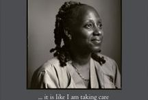 """The American Nurse Project (Partnership) / We and the American Nurse Project believe every nurse deserves to be heard. Please help us share these images of #nurses, who are featured in the book """"The American Nurse: Photographs and Interviews by Carolyn Jones,"""" and covers of our print and digital magazine. #AmericanNurseProject"""