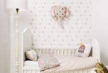 nursery + bedroom | little ones / bedroom ideas for babies + little ones  / by Courtney Ramsey