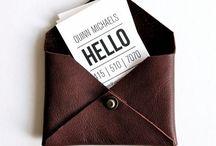 Business Cards / by Colleen VanderLinden
