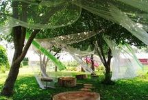 Kids outdoor play areas / by Jacki Roberts