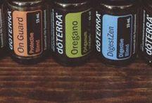 dōTerra daily / Ideas for incorporating dōTerra oils into your everyday life