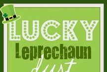 St. Patrick's Day / For the love of St. Patty's day!  St. Patricks day crafts, food, traditions, and more!
