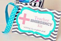 Teacher gifts / by Freebies2Deals