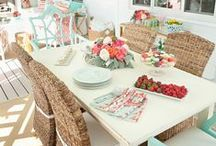 Outdoor furniture / Great ideas for your outdoor space. / by Freebies2Deals