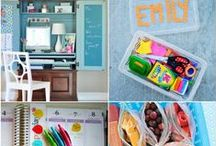 Back to School / All the fun things about sending those kiddos back to school! / by Freebies2Deals