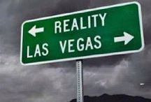 Magical Las Vegas... Now and Then...Then and Now... / I come to the desert for the excitement of the city, the poker games, the food, the entertainment. Oh Las Vegas. Where do you get your power...
