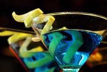 My Martini Bar....Cheers!