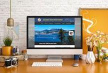 Web Design / Portfolio of HTML5, WordPress and PHP websites.