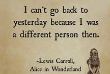 Go ask Alice... I think she'll know...