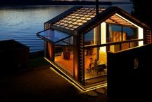 Houseboats...livin' on the water...