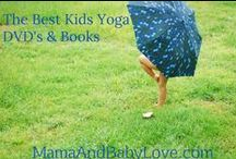 Yoga / by Mama and Baby Love