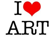 Art & Art Inspirations / by Elly