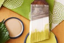 All About Paint & Wallpaper