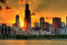 Chicago is.....my kind of town! / All about town, the food, the buildings....I love Chicago / by Dawn Schurman