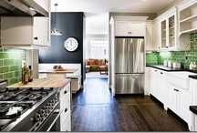 Kitchen/Dining Ideas / by Jess Kennedy
