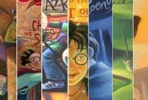 Harry Potter / by An'gel Ducote