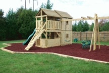 Back Yard Play Set
