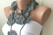 Fashion ~ Accessories  / Accessories for the hair, neck, and waist