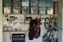 {organizing} Garage & Outdoor / by 5hearts