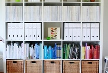 {organizing}
