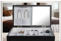 Jewelry / Check out our jewelry collection! These pieces are great gift ideas for any special occasion. / by Bed Bath & Beyond