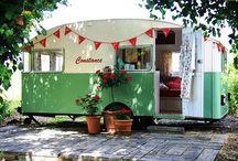 For Betsie, the caravan