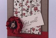Handmade Get Well Cards / Handmade Get Well Cards that caught Polished Moxie's Eye for all kinds of reasons. Always good to have one on hand. #HandmadeCard, #HomemadeCard, #HandcraftedCard, #Card, #GetWellCard, #GetWell, #CardIdea, #HandmadeGetWellCard, #FeelBetter, #FeelBetterCard, #GetBetter, #GetBetterCard, #HandmadeGetBetterCard