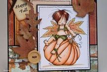 Handmade Cards For Fall / Handmade cards for the autumn season that caught Polished Moxie's eye for a variety of reasons. #HandmadeCard, #HomemadeCard, #HandcraftedCard, #Card, #CardIdea, #Fall, #Autumn, #FallCard, #CardForFall, #AutumnCard, #CardForAutumn, #HandmadeFallCard, #HandmadeAutumnCard, #HandmadeCardForFall, #HandmadeCardForAutumn