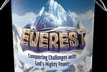 iKidmin:2015 Everest VBS / 2015 Group Everest VBS decorating ideas, activity ideas, just plain FUN ideas!