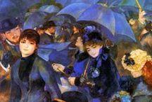 Pierre Auguste Renoir / by Elly