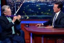 Stephen Colbert and Late Show / Entertainment News, Recaps, and Videos for The Late Show With Stephen Colbert