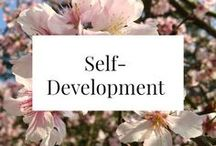 SELF-DEVELOPMENT / Helpful articles and ideas on self-development, happiness tips, advice about how we can be the best versions of ourselves.