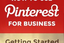 Pinterest for small businesses / How to use Pinterest for business,  pinterest, entrepreneur, blogging, blogger, social media, pinterest for business, online business, marketing online