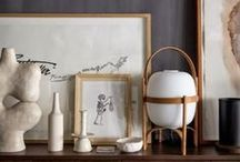 Beautiful things / Stuff - for the home or for us