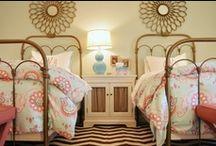 Girls Bedroom / Ideas for girls bedrooms