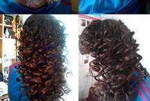own that ponytail. work that updo.  / hairrr. :)