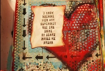 Altered & Art Journal / by Whim So Doodle