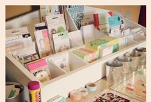 Store & Organize  / by Whim So Doodle