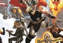 Comics: Marvel / Official Marvel art.