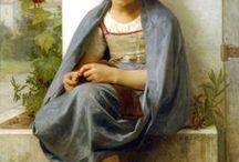 Art: Realism (19th c.)