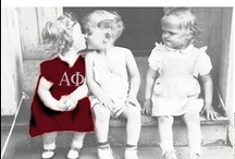 Alpha Phi <3 / by Loren Andrade