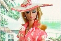 Barbie / The real Barbie, the one that people forget is beyond the blonde hair and body. / by Tori Beveridge