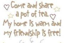Mad Tea Party ♪♫ Tea Culture / Tea, its history, art, recipes, quotes, etc.