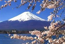 The Land of the Rising Sun ☼ / Japan / by Te Quiero Rosa