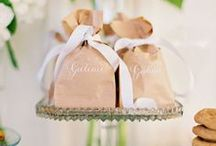 Thanks for coming ♪♫ / Party Favors, Escort Cards, Table Numbers, Place Cards, Seating Charts