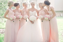 The Perfect Party in Pinks ♪♫ / Welcome Pinks: Lavender Blush, Champagne, Pale Pink, Shocking Pink, Magenta, Cherry Blossom, Cerise, Fuschia...